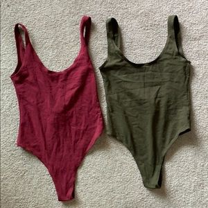 2 for 1 bodysuits NEW